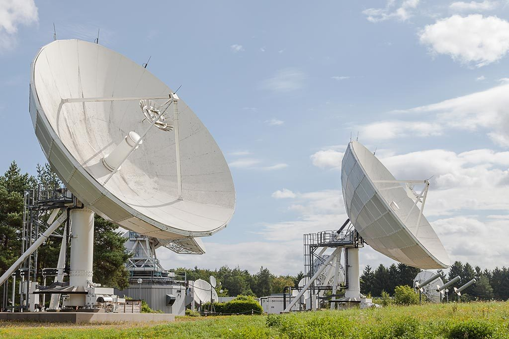 Broadcasting Solutions by Media Broadcast Satellite
